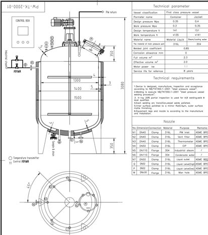 steel solutions drawing
